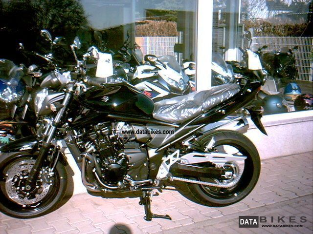 2011 Suzuki  GSF 1250 Bandit Model 2010 with ABS AL0 Motorcycle Sport Touring Motorcycles photo