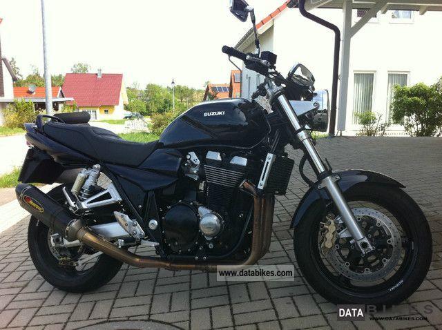 2002 Suzuki Gsx 1400