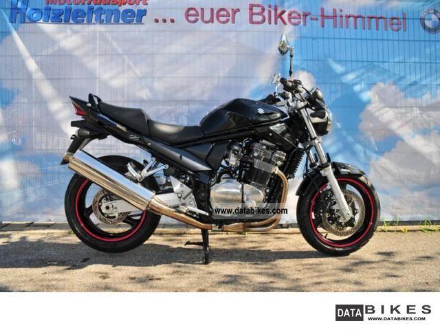 2007 Suzuki  GSF1200 Bandit ABS Motorcycle Motorcycle photo