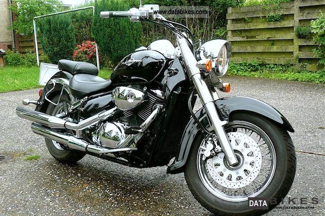 2008 Suzuki  VL 800 Motorcycle Chopper/Cruiser photo