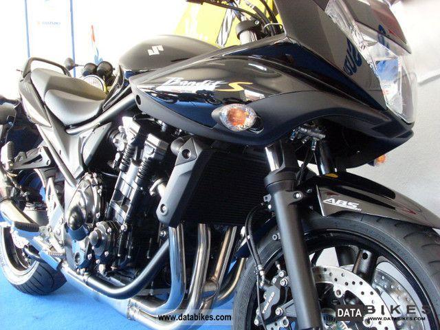 2011 Suzuki  Bandit GSF 650 SA ABS Motorcycle Sport Touring Motorcycles photo