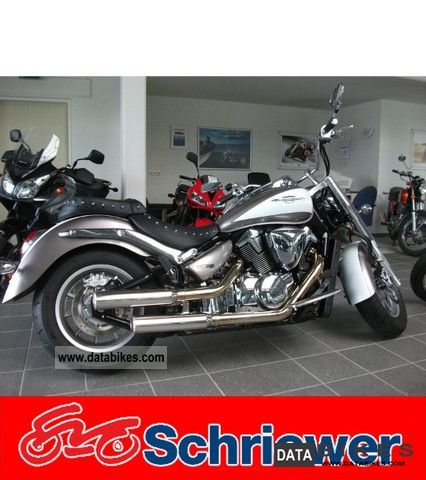 2010 Suzuki  VL Intruder C1800R Motorcycle Chopper/Cruiser photo