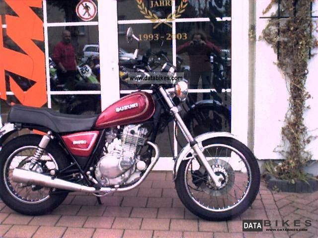 1992 Suzuki  GN 250 Motorcycle Motorcycle photo