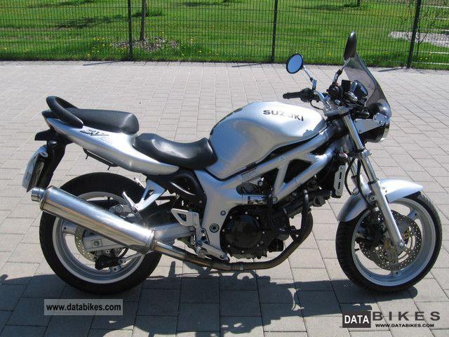 2002 Suzuki  SV650N Motorcycle Motorcycle photo