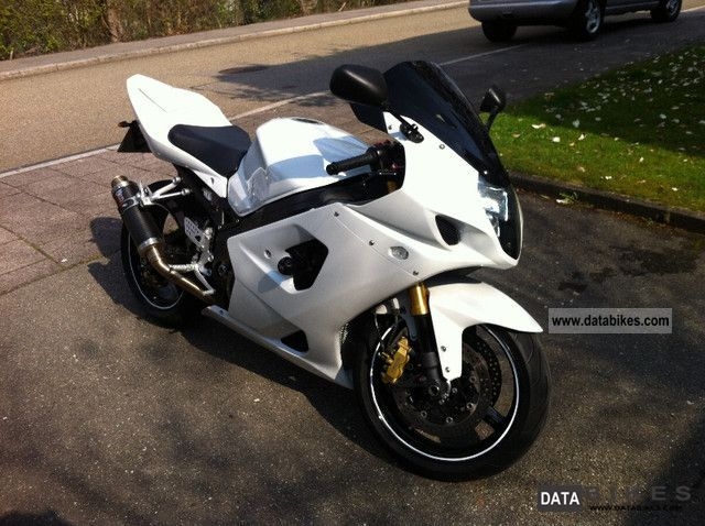2003 Suzuki  GSX R 1000 Motorcycle Sports/Super Sports Bike photo