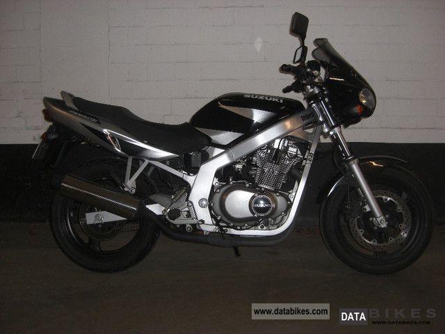 2004 Suzuki  GS500 Motorcycle Motorcycle photo