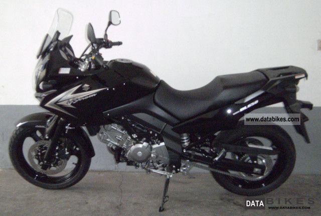 2011 Suzuki  DL650AL1 Motorcycle Tourer photo