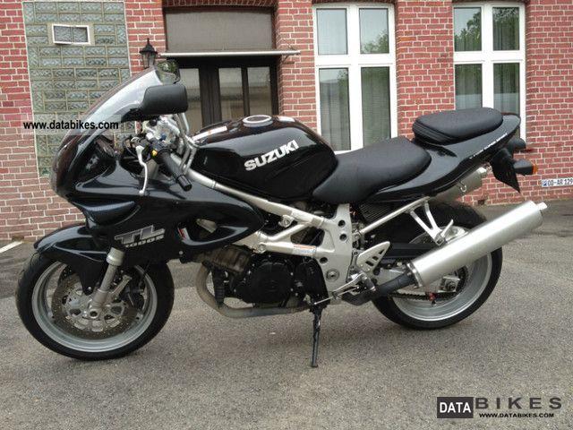 2001 Suzuki  TL 1000 Motorcycle Sports/Super Sports Bike photo