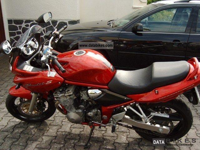 2002 Suzuki  GSF 600 S Motorcycle Other photo