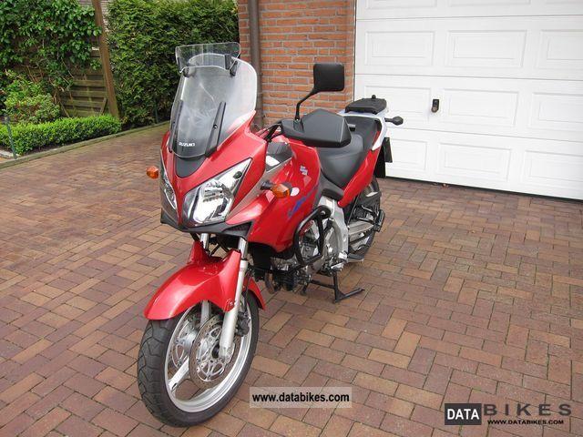 2004 Suzuki  V-Strom DL 650 Motorcycle Enduro/Touring Enduro photo
