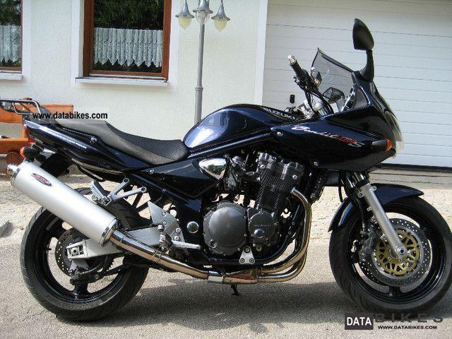 2004 Suzuki  Bandit 1200 s Motorcycle Tourer photo