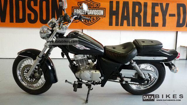 2002 Suzuki  New Super Marauder Tuv ASU condition Motorcycle Chopper/Cruiser photo