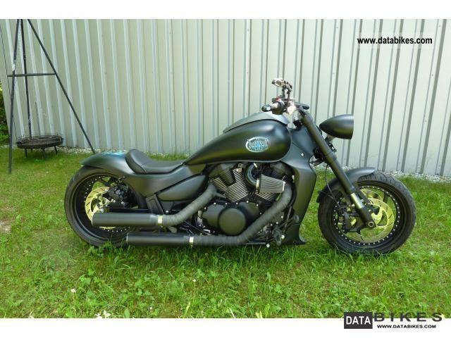 2010 Suzuki  VZR 1800 Motorcycle Chopper/Cruiser photo