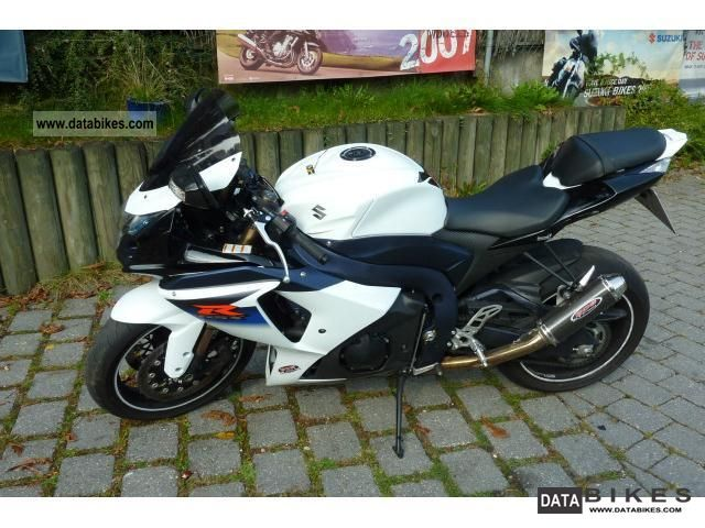 2011 Suzuki  GSX-R 1000 GSXR L0 with accessories Motorcycle Sports/Super Sports Bike photo