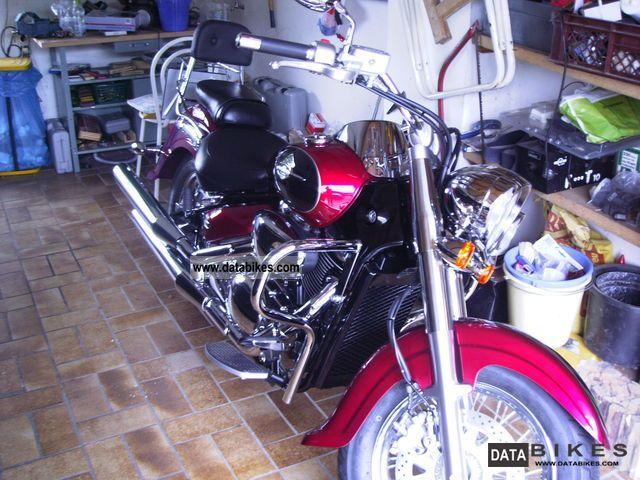 2007 Suzuki  Intruder C 800 Motorcycle Chopper/Cruiser photo