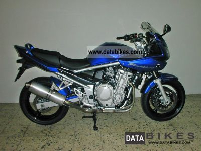 2007 Suzuki  GSF 650 SA - Bandit with ABS Motorcycle Motorcycle photo