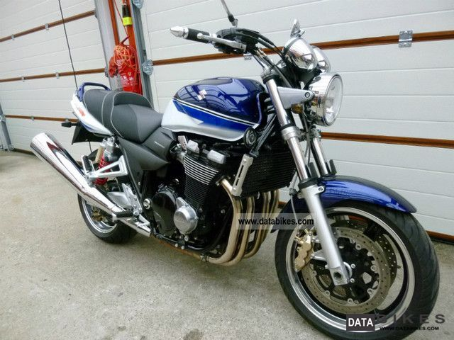 2005 Suzuki  GSX1400 K5 top condition! 11 900 1400 Km.GSX Motorcycle Motorcycle photo