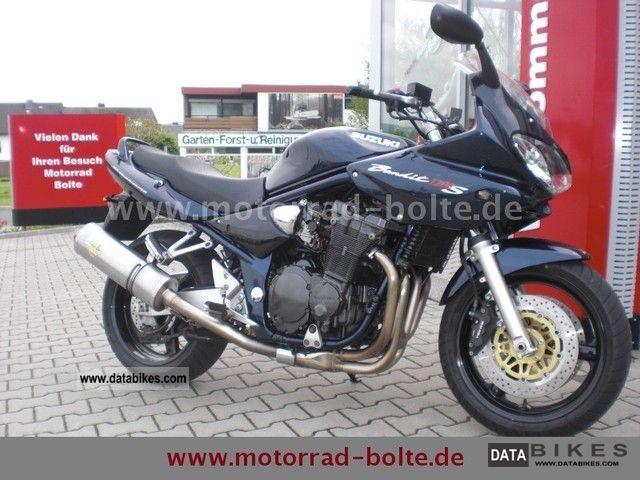 2004 Suzuki  GSF1200S Motorcycle Motorcycle photo