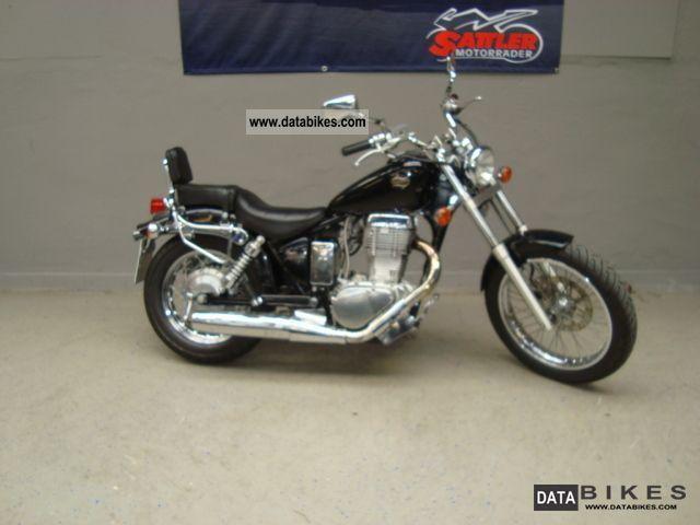 1996 Suzuki  LS 650 Motorcycle Chopper/Cruiser photo