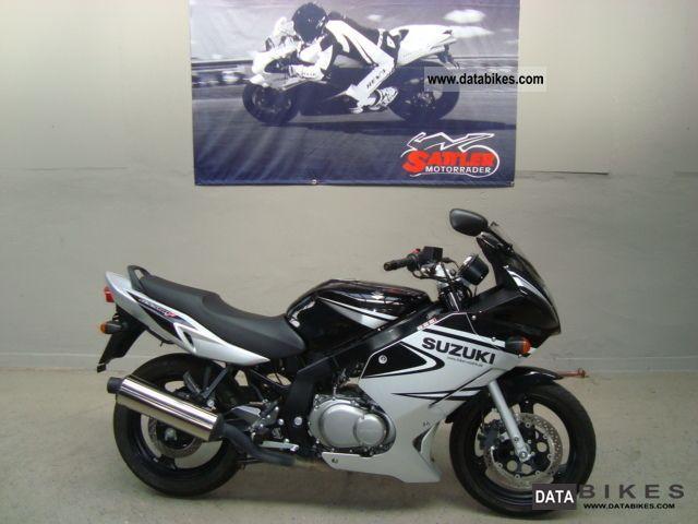 2006 Suzuki  GS 500F Motorcycle Sport Touring Motorcycles photo