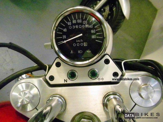 1997 Suzuki Marauder 800  Vz 800 With Only 3606 Km