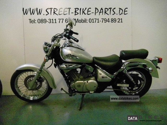 2000 Suzuki  Intruder 125 LC, Really nice chopper with new Motorcycle Chopper/Cruiser photo
