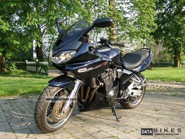 2003 Suzuki  GSF 1200 S Motorcycle Sport Touring Motorcycles photo