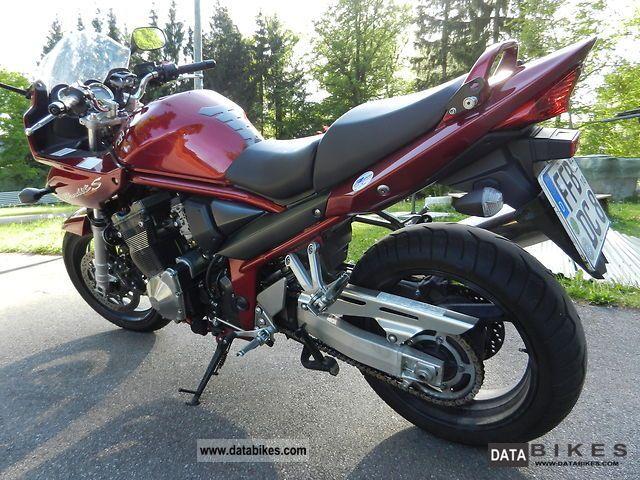 2006 Suzuki  GSF 1200 SA & K Motorcycle Sport Touring Motorcycles photo