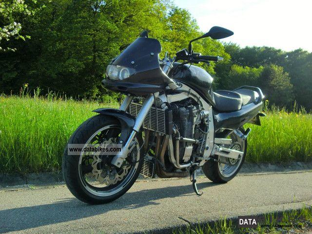 1988 Suzuki GSXR1100 (W)