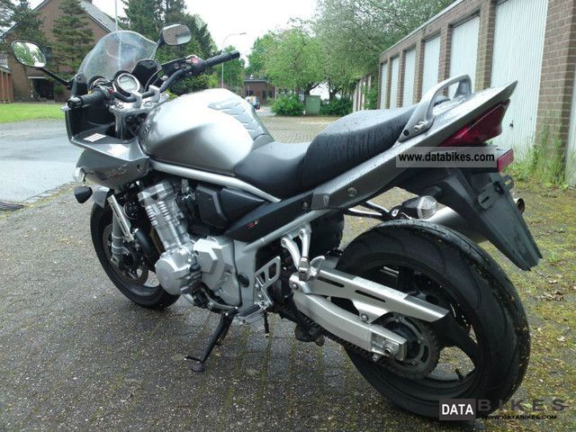 2009 Suzuki  1250 SA Bandit ABS LSL BOS Motorcycle Sport Touring Motorcycles photo