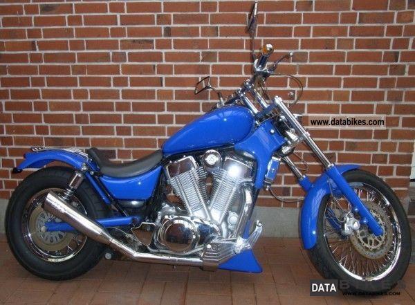 1994 Suzuki  VS 1400 (VX51L) Motorcycle Chopper/Cruiser photo