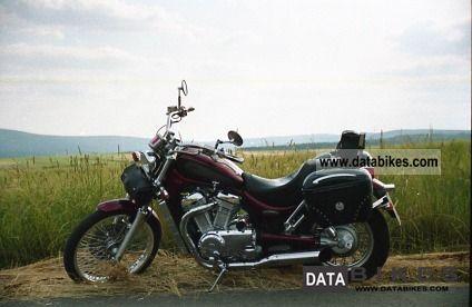 1996 Suzuki  VS 52 B Motorcycle Chopper/Cruiser photo