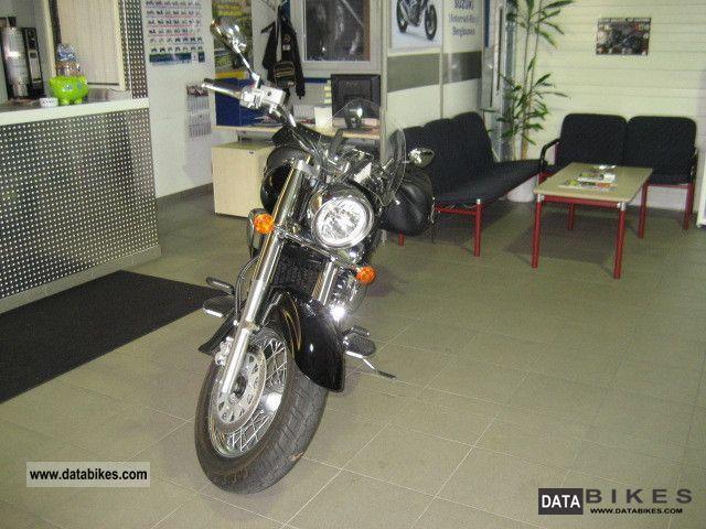 2009 Suzuki  VL 800 Motorcycle Chopper/Cruiser photo