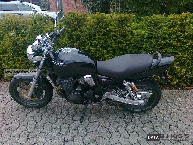 2001 Suzuki  GSX Motorcycle Motorcycle photo