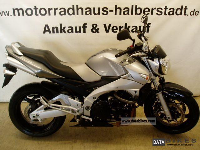 2006 Suzuki  GSR 600 Mint, financing, Gewährleistug Motorcycle Naked Bike photo