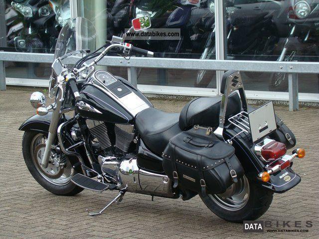 2004 Suzuki Vl1500 Intruder Lc