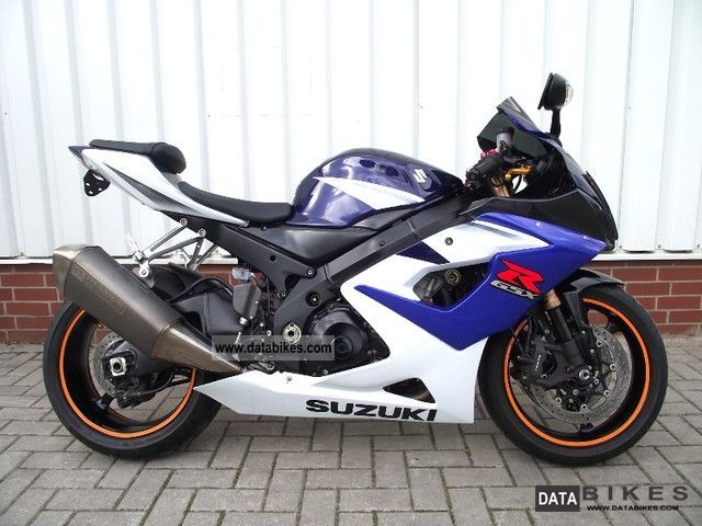 2009 Suzuki  GSX R 1000 K5 Motorcycle Sports/Super Sports Bike photo