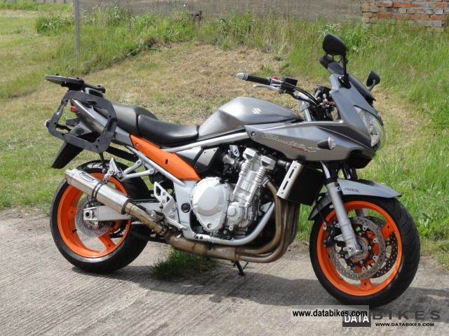2008 Suzuki  GSF1250SA Bandit Motorcycle Tourer photo