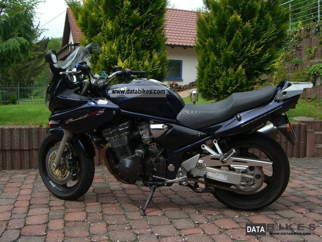 2003 Suzuki  Bandit 1200 S Motorcycle Motorcycle photo