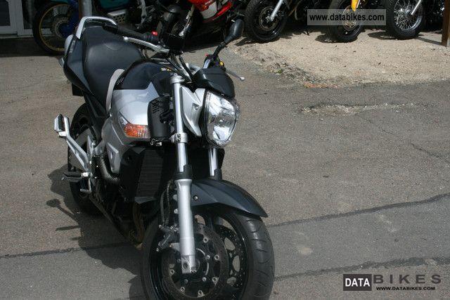 2006 Suzuki  GSR600 Motorcycle Motorcycle photo