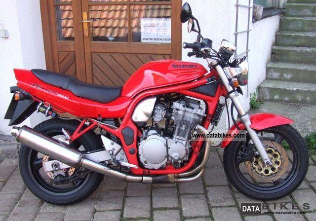1997 Suzuki  GSF600N BANDIT Motorcycle Motorcycle photo