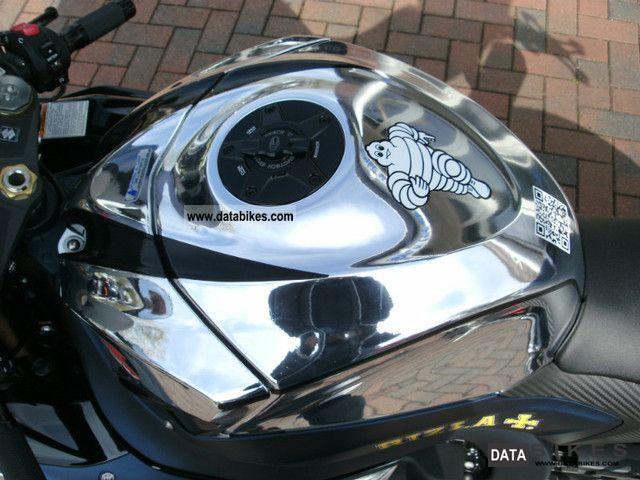 2011 Suzuki Gsx R 1000 D L Rizla Chrome Edition