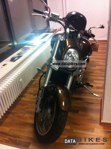 2008 Suzuki  VZR 1800 Custom Motorcycle Chopper/Cruiser photo