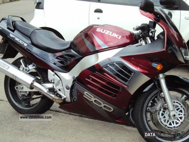 Suzuki  RF900 1997 Sports/Super Sports Bike photo