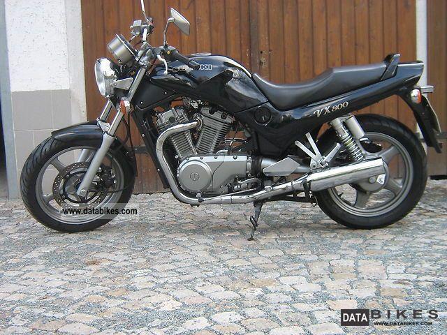 1991 Suzuki  VX 800 Motorcycle Naked Bike photo