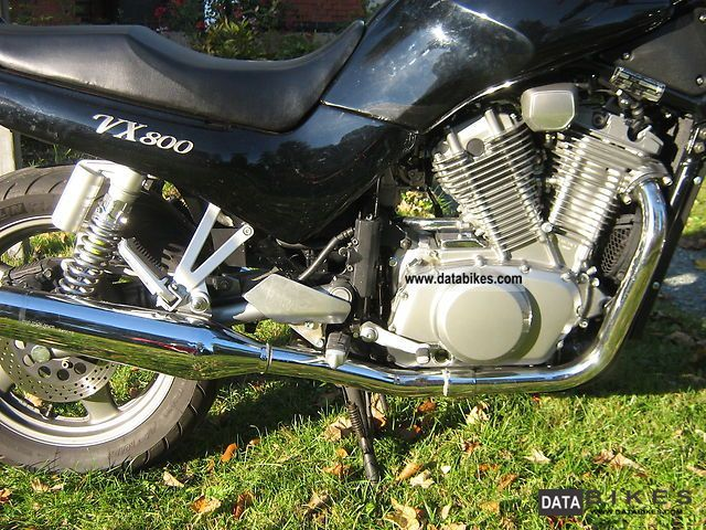 1991 Suzuki Vx 800