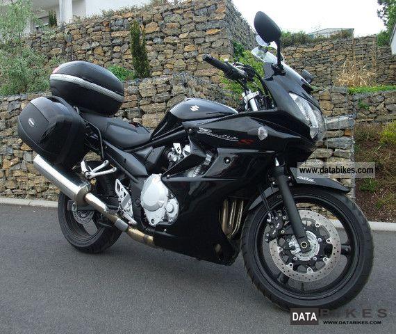 2008 suzuki gsf 650 bandit