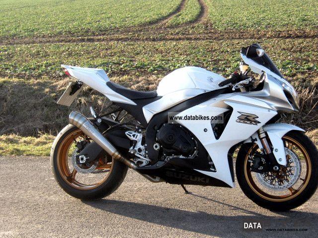 2009 Suzuki gsxr 1000 K9/LO