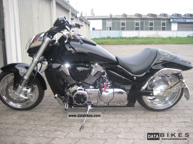 2008 Suzuki  1800 N Central Traffic Motorcycle Chopper/Cruiser photo