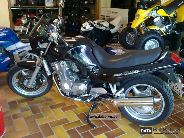 1995 Suzuki  GSX 1100 G Motorcycle Motorcycle photo